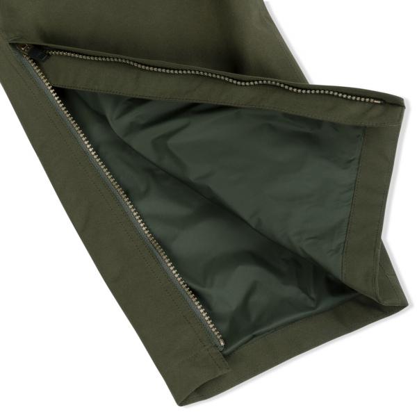 Musto Highland Goretex Ultra Lite Trousers Dark Moss
