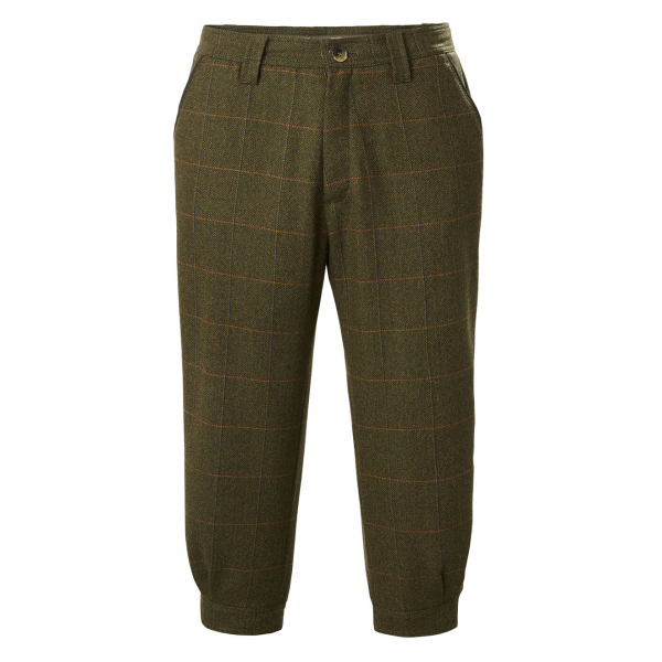 Musto Light Machine Washable Goretex Tweed Breeks Balmoral