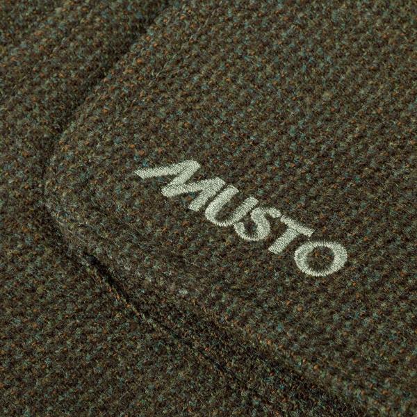 Musto Stretch Tech Goretex Tweed Jacket Thornbury