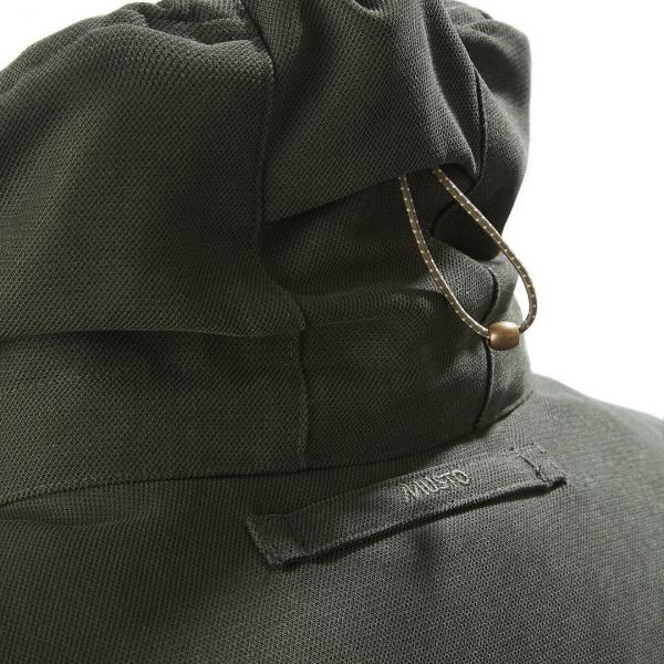 Musto Whisper Highland Gore-Tex Primaloft Jacket Dark Green