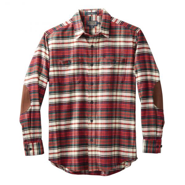 Pendleton Hawthorne Flannel Shirt MacDonald Dress Tartan