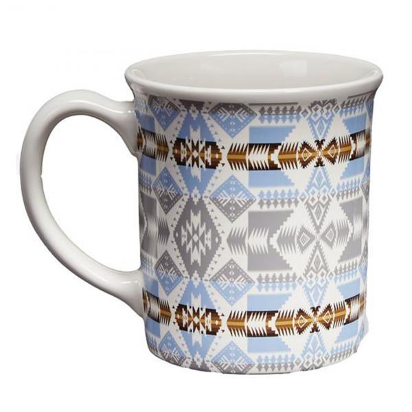 Pendleton Legendary Mug Heritage Silver Bank