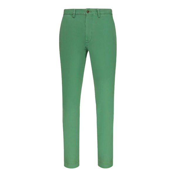 Polo Ralph Lauren Bedford Slim Fit Trouser Green