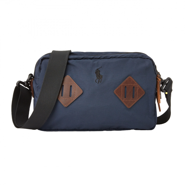 Polo Ralph Lauren Cross Body Bag Navy