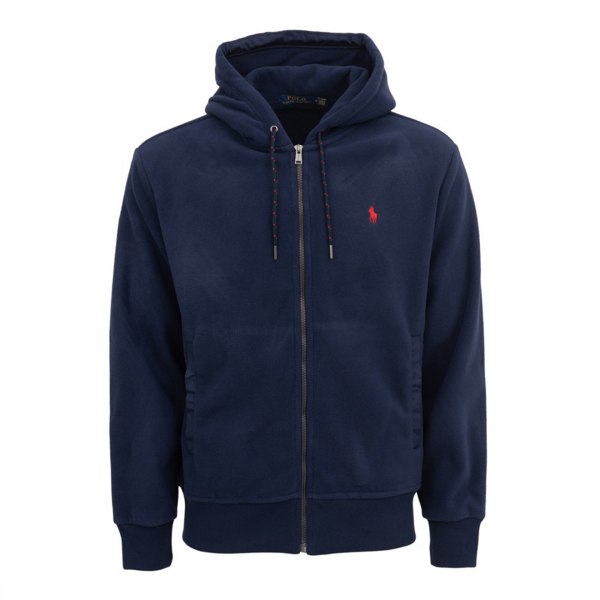 Polo Ralph Lauren Polar Hooded Fleece Navy