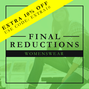 Final Reductions on Womenswear