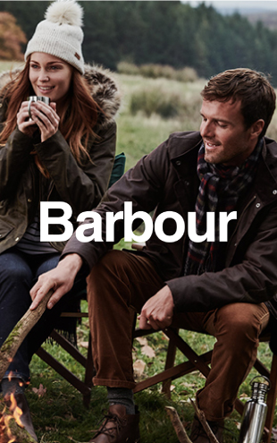 Barbour at The Sporting lodge