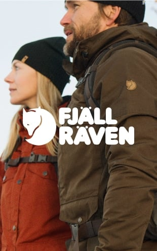 Fjallraven at The Sporting Lodge