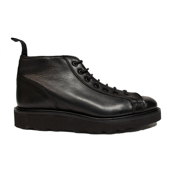 Trickers Ethan Olivia Deer Boot Black