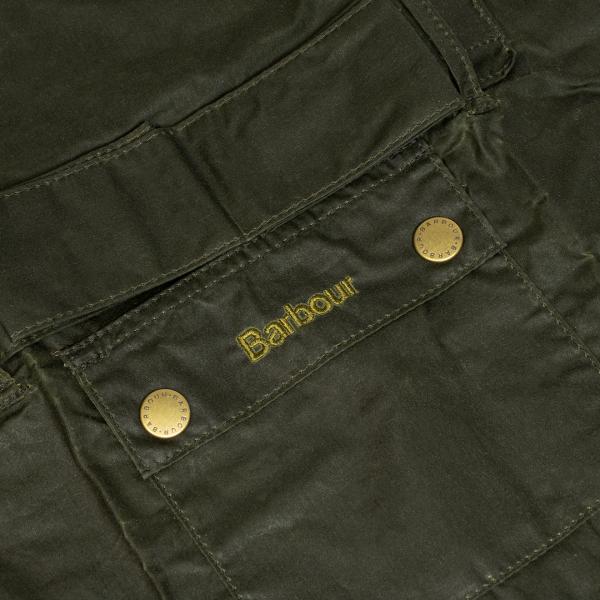 Barbour Dog Coat Lightweight Wax Classic Tartan