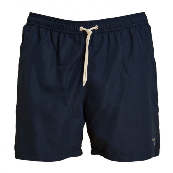 "Barbour Logo 5"" Swim Shorts Navy"