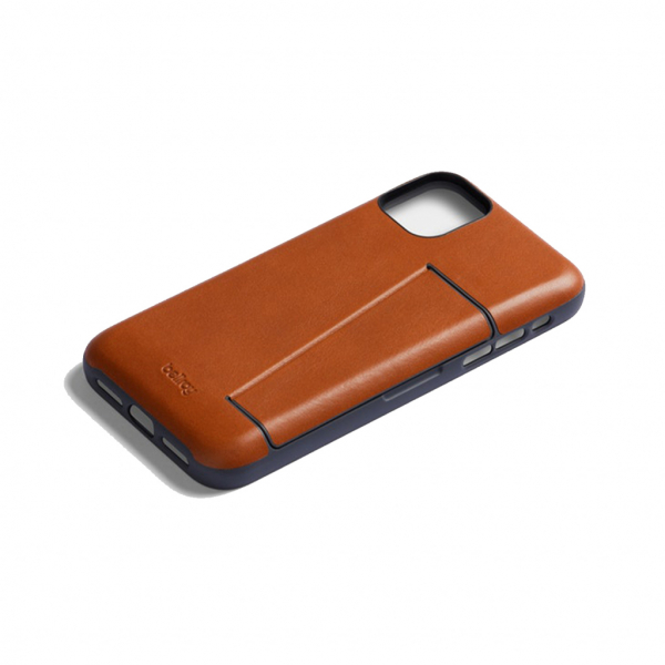 Bellroy Phone Case 3 Card iPhone 11 Pro Max Caramel