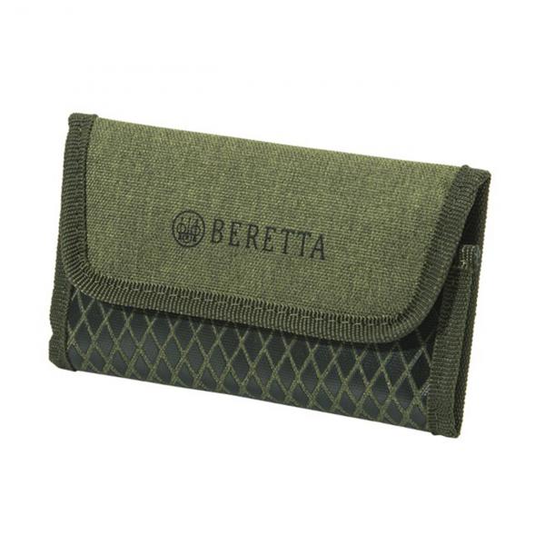 Beretta Hunter Tech Cartridge Wallet 7 Green / Brown