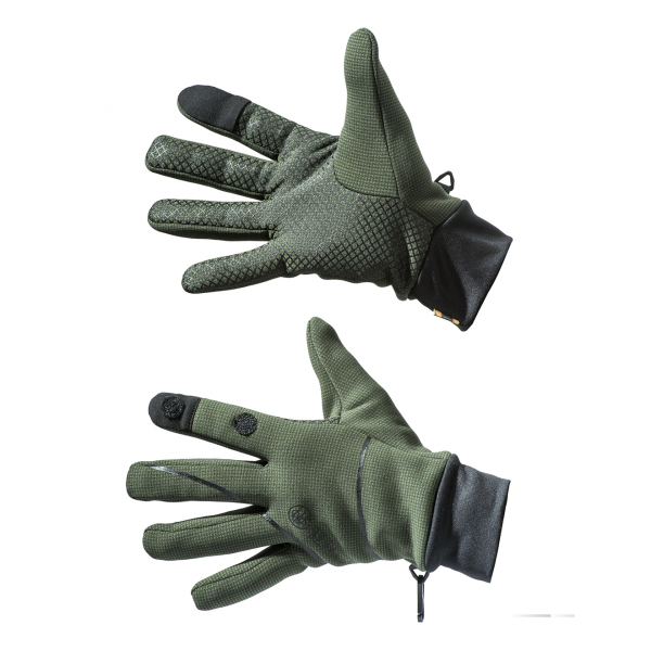 Beretta Polartec Wind Pro Gloves Green