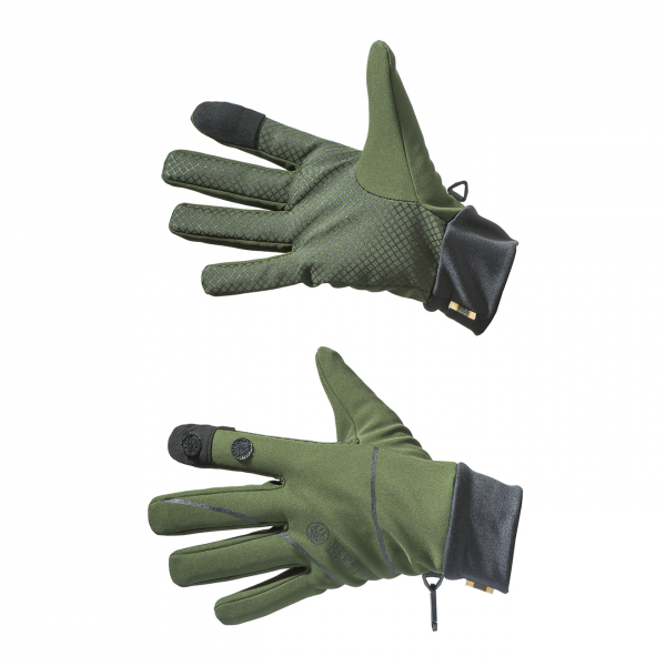Beretta Softshell Gloves Green