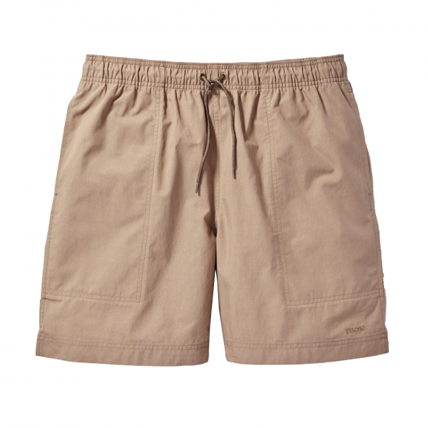 Filson Green River Water Shorts Khaki
