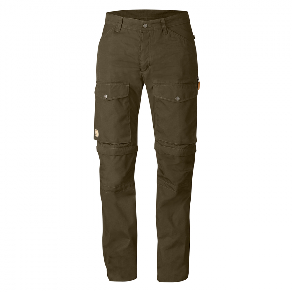 Fjallraven Gaiter Trousers No. 1 Dark Olive
