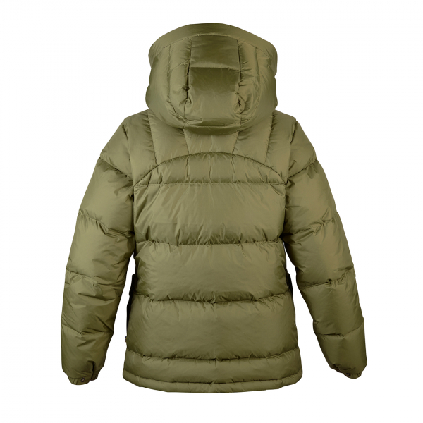 Fjallraven Womens Expedition Down Lite Jacket Green