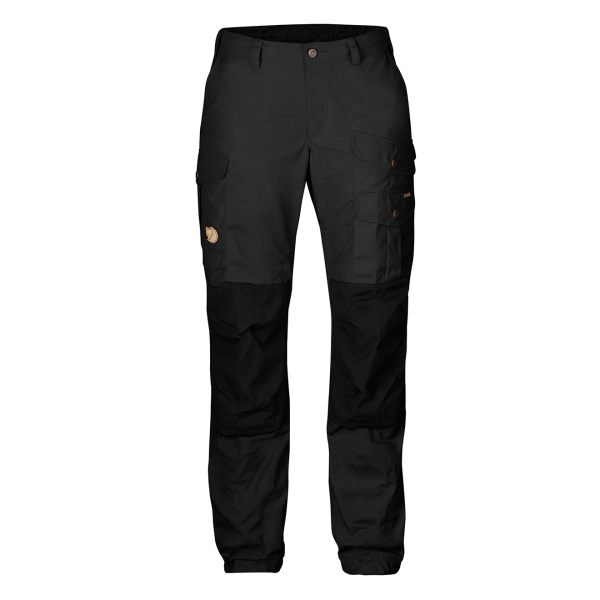 Fjallraven Womens Pro Trousers Reg Dark Grey