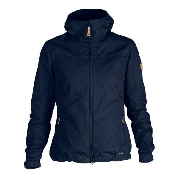 Fjallraven Womens Stina Jacket Dark Navy
