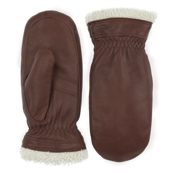 Hestra Sundborn Glove Chocolate