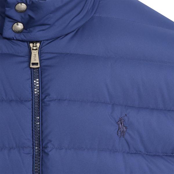 Polo Ralph Lauren Hybrid Down Jacket Newport Navy