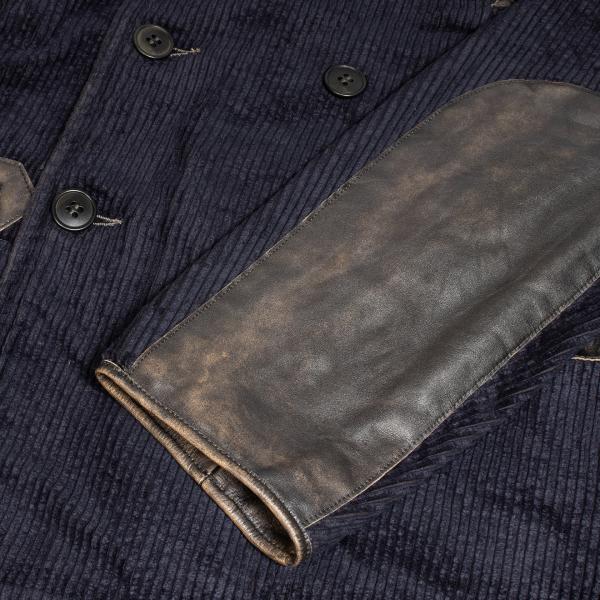 RRL by Ralph Lauren Jackson Limited Edition Peacoat Black Indigo