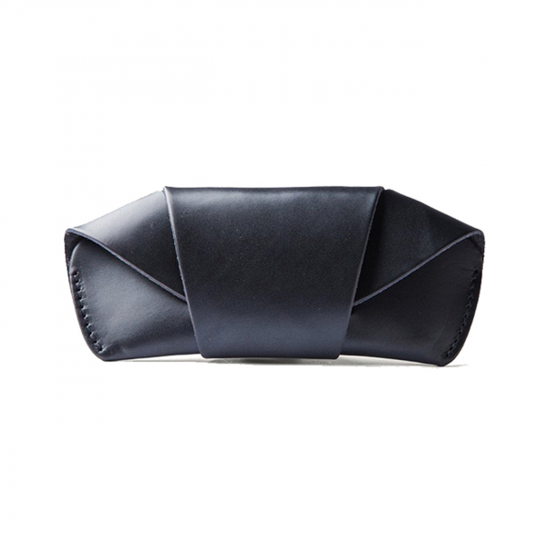 Tanner Goods Sunglasses Case Black