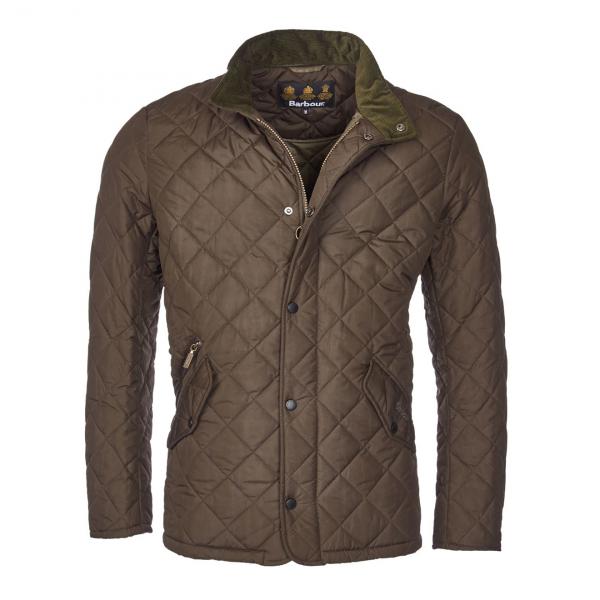 Barbour Chelsea Sport Jacket Olive