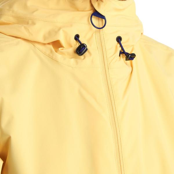 Barbour Leeward Jacket With Front Fastening Zip Dandelion