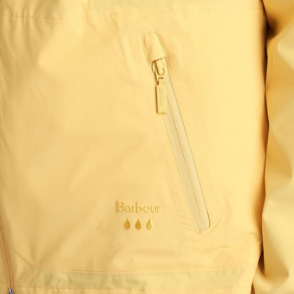 Barbour Womens Leeward Jacket Dandelion