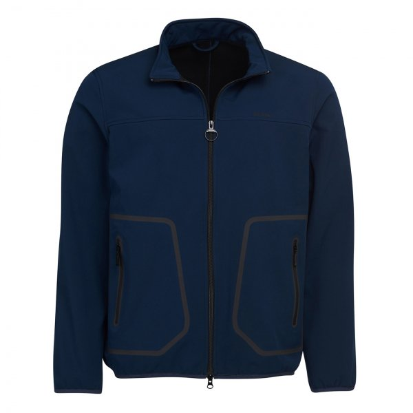 Barbour Sandsend Full Zip Fleece Navy