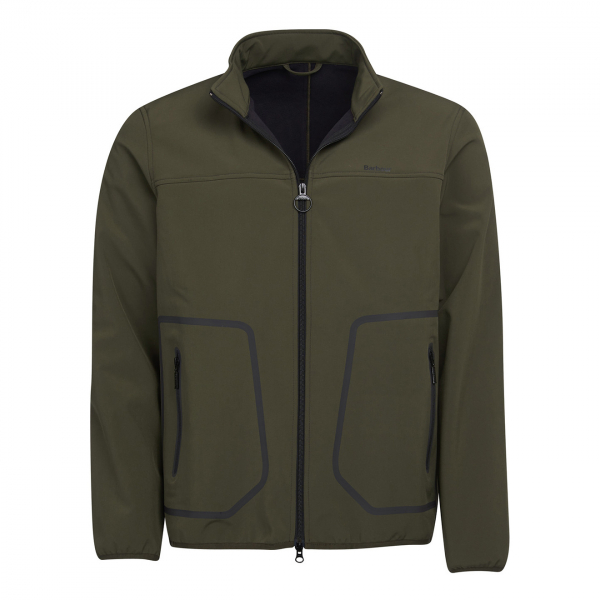 Barbour Sandsend Full Zip Fleece Olive