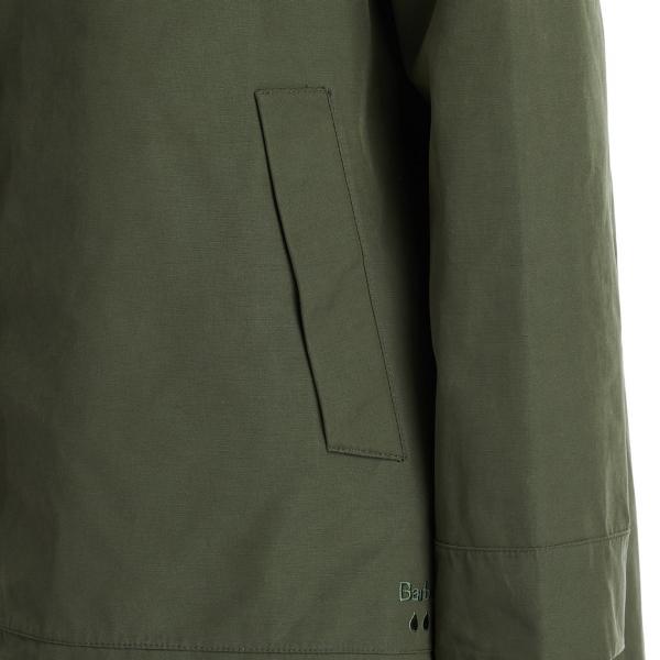 Barbour Womens Subtropic Jacket Moss Green/Platinum Tartan