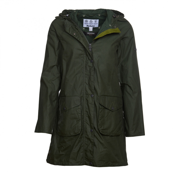 Barbour Womens Updrift Wax Jacket Duffle Bag