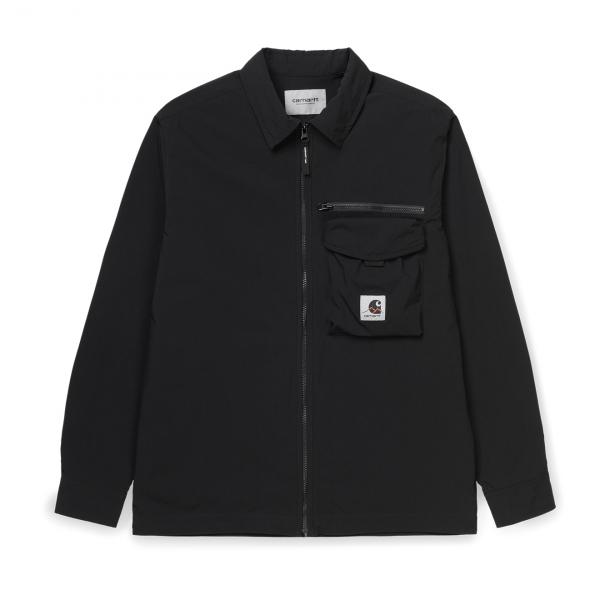 Carhartt Hayes Shirt Jacket Black