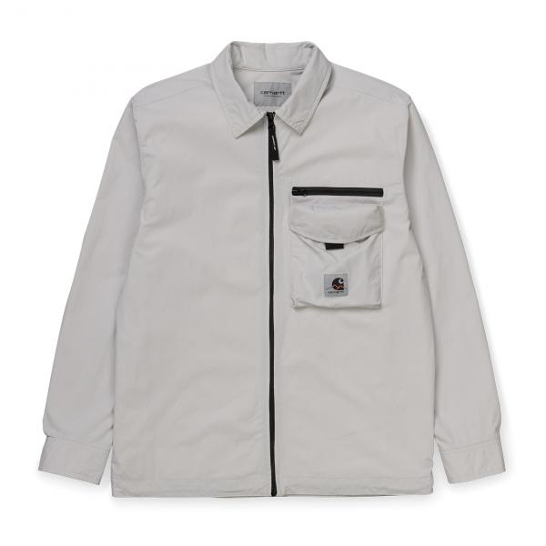 Carhartt Hayes Shirt Jacket Pebble
