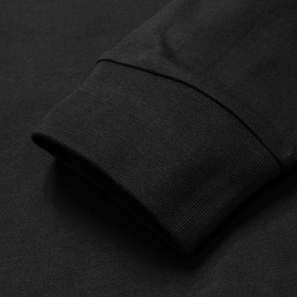 Carhartt Long Sleeved Pocket T-Shirt Black