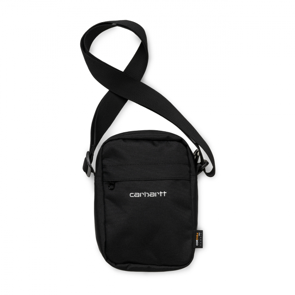 Carharrt Payton Shoulder Pouch Black/White