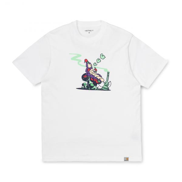 Carhartt Silkworm T-Shirt White