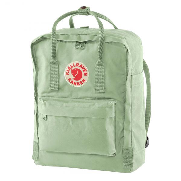 Fjallraven Kanken Classic Backpack Mint Green