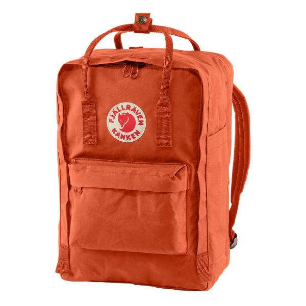 Fjallraven Kanken Laptop 15 Rowan Red