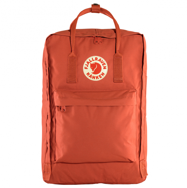 Fjallraven Kanken Laptop 17 Rowan Red