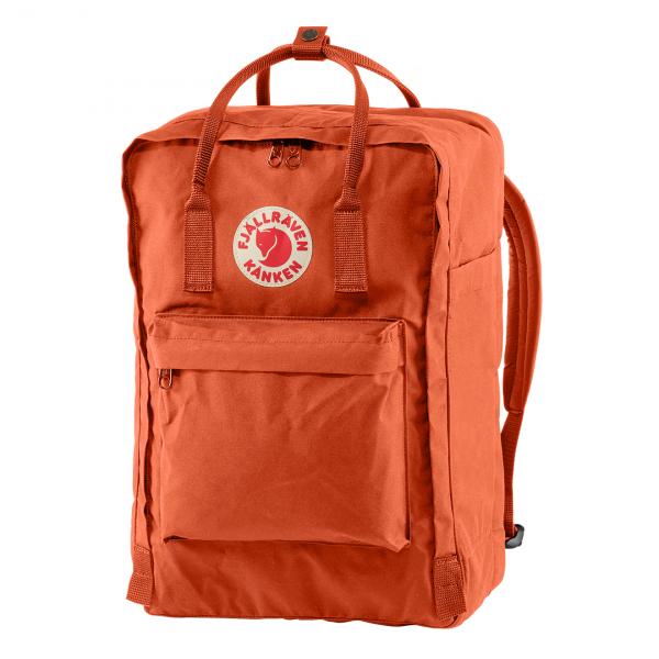Fjallraven Kanken Laptop 17 Rowan Red