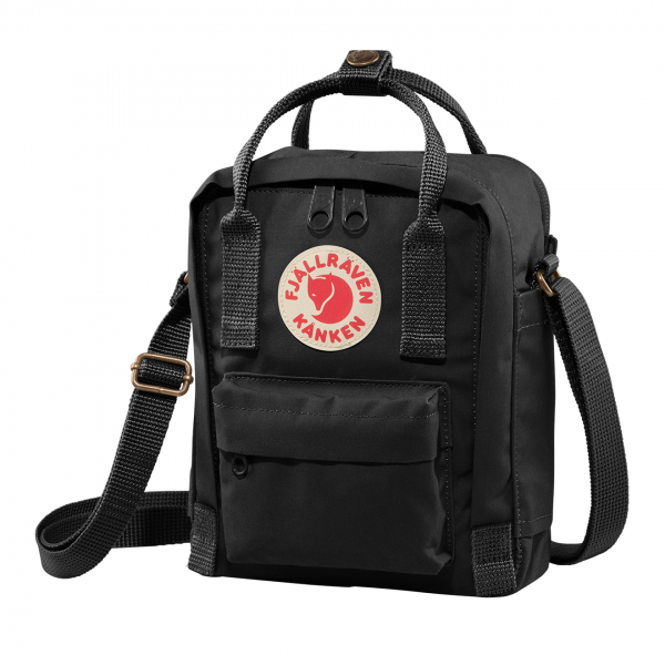 Fjallraven Kanken Sling Cross Body Bag Black