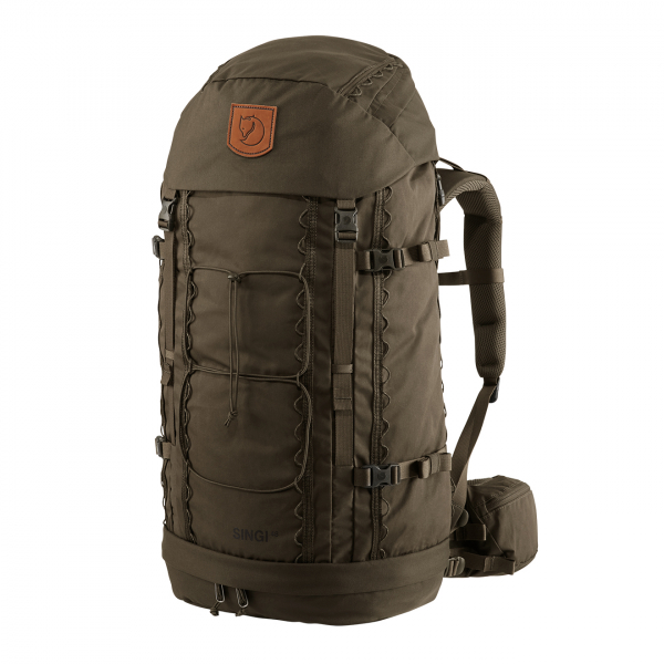 Fjallraven Singi 48 Backpack Dark Olive