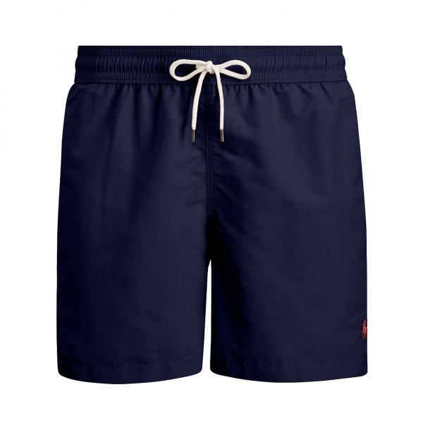 "Polo Ralph Lauren 6"" Traveller Swim Shorts Navy"