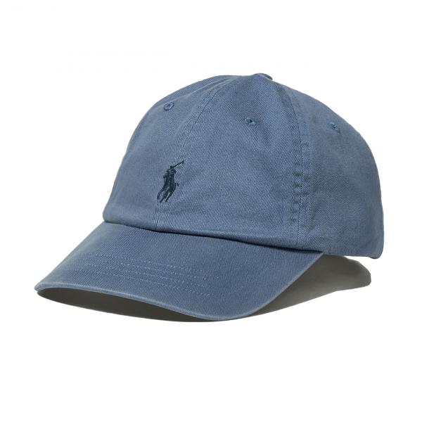 Polo Ralph Lauren Classic Sports Cap Carson Blue