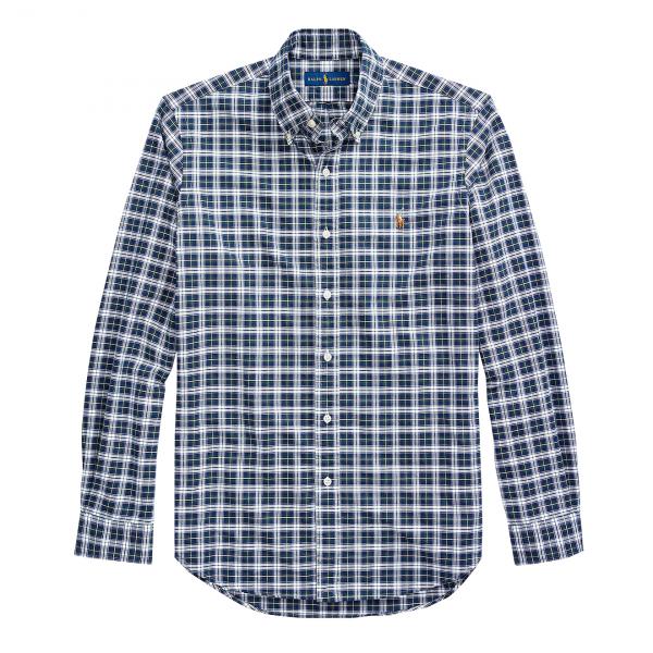 Polo Ralph Lauren Custom Fit Oxford Check Shirt Multi