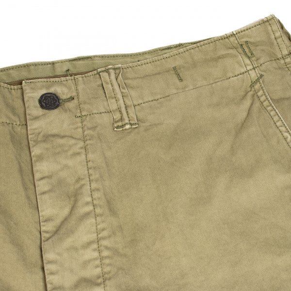 RRL by Ralph Lauren Field Chino Shorts New Olive